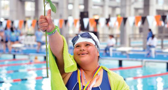 Olimpiada especial Fides