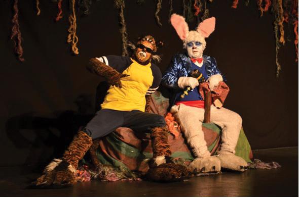 El conejo zapatero