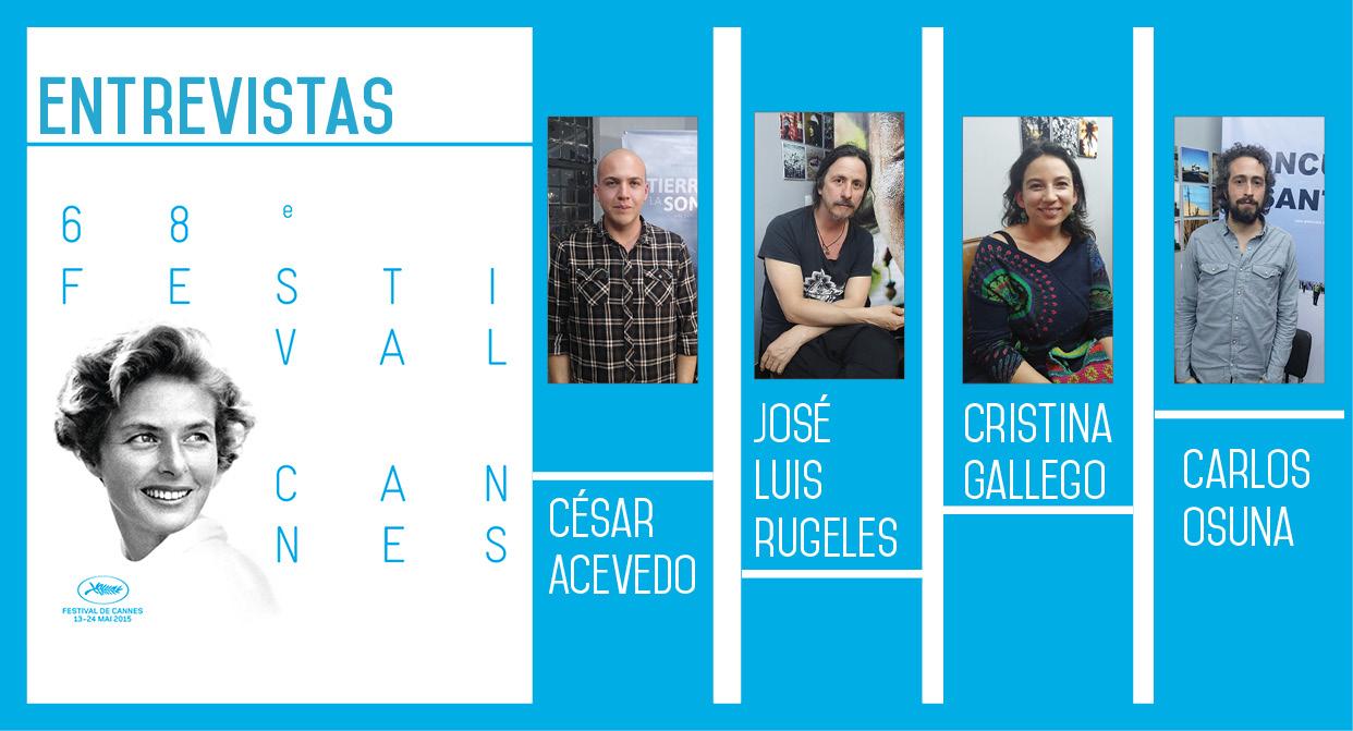 Películas colombianas en Cannes