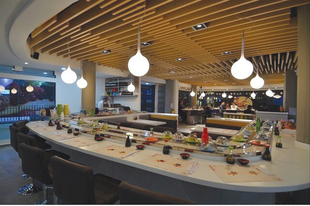 Sushi Rail