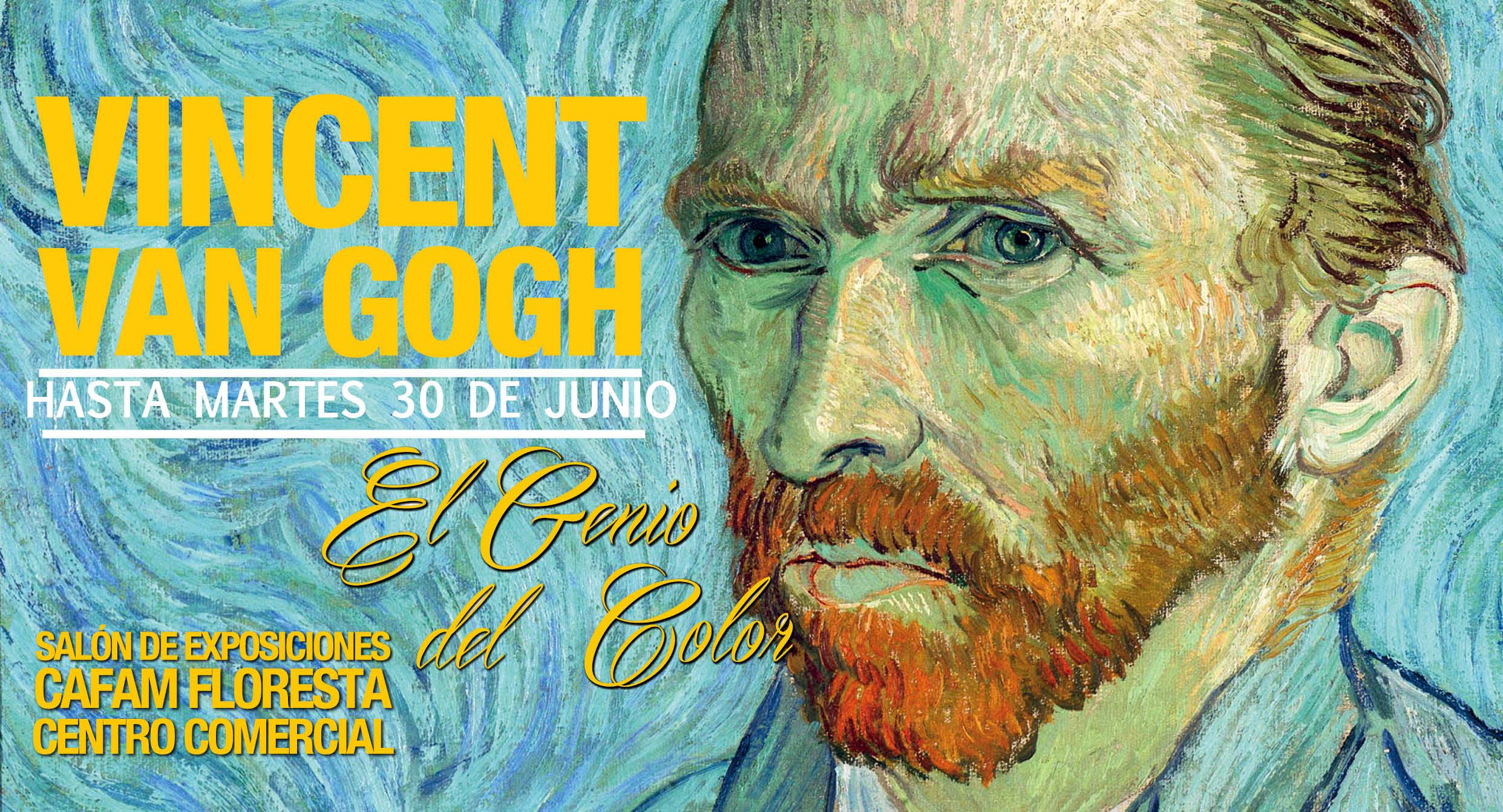 Vincent Van Gogh, el genio del color