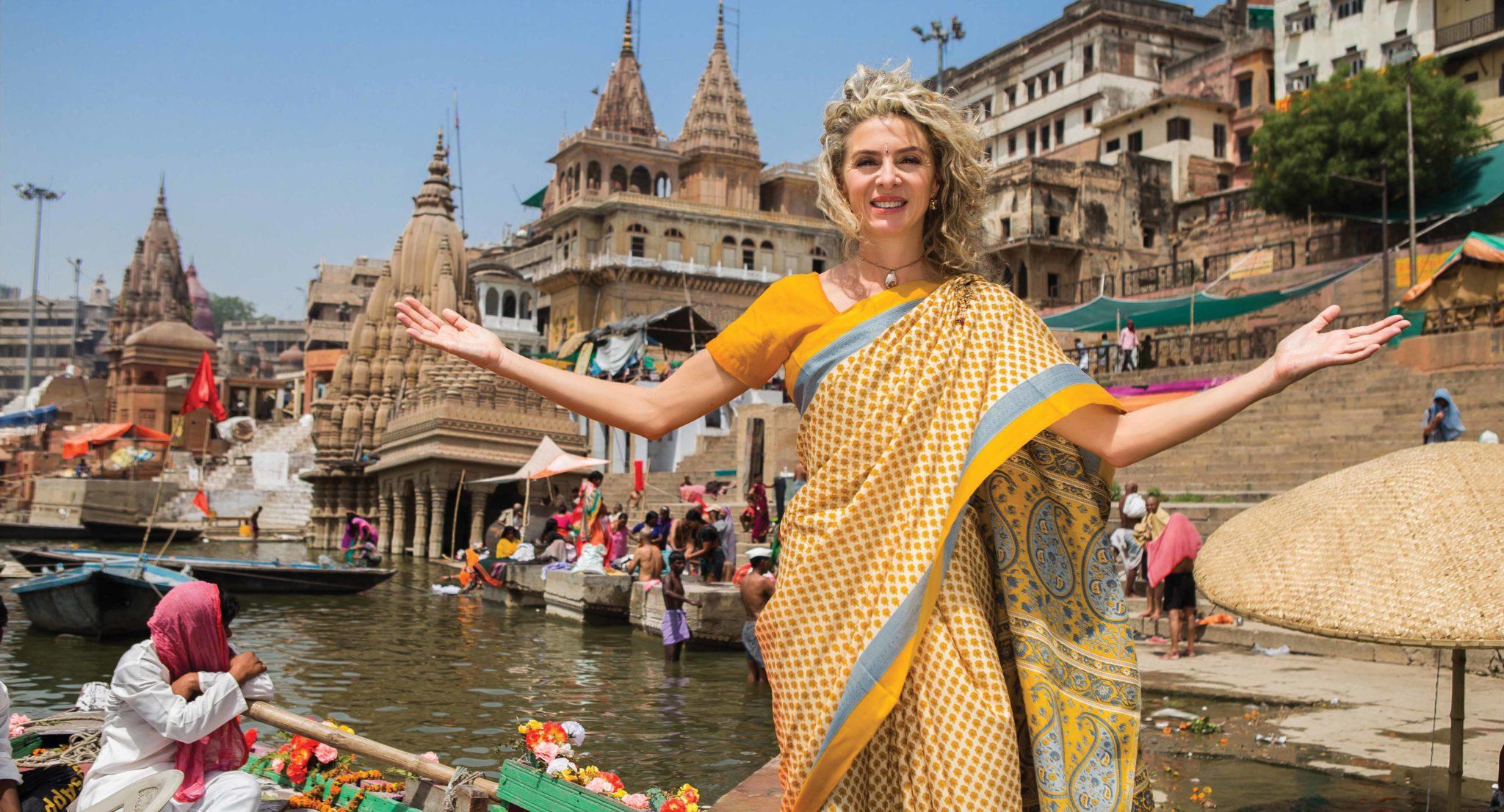 Desafío India, la reencarnación