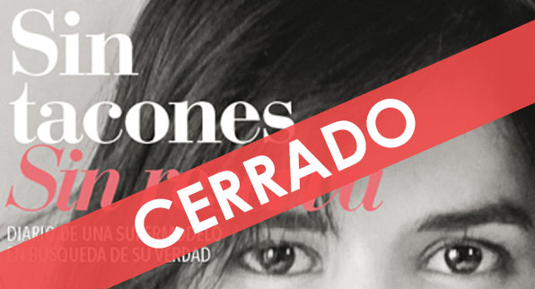 Partcipa y gana el libro autobiográfico de Patricia Velázquez: Sin Tacones, sin reservas