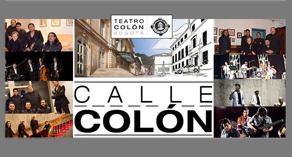La fachada del Teatro Colón se llena de cultura