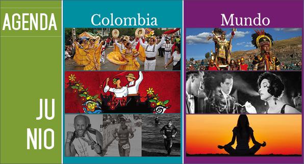 Agenda Colombia Mundo – Junio EDICIÓN 113