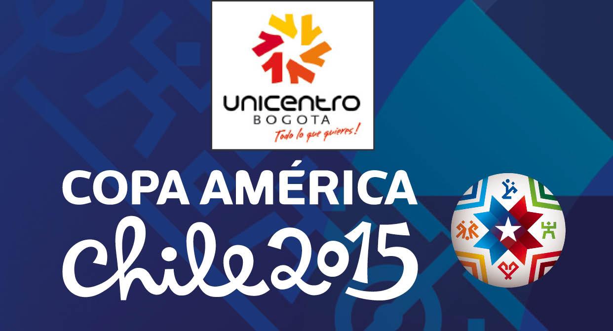Unicentro Bogotá empieza la celebración de la Copa América