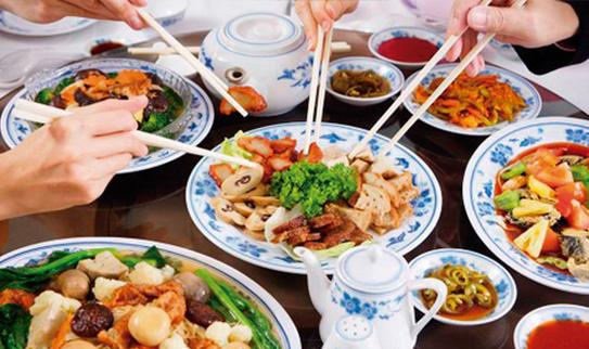 Restaurantes de comida Oriental