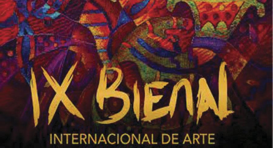 IX Bienal Internacional de Arte de Suba 2014