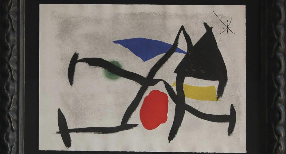 Miró: pintor, poeta