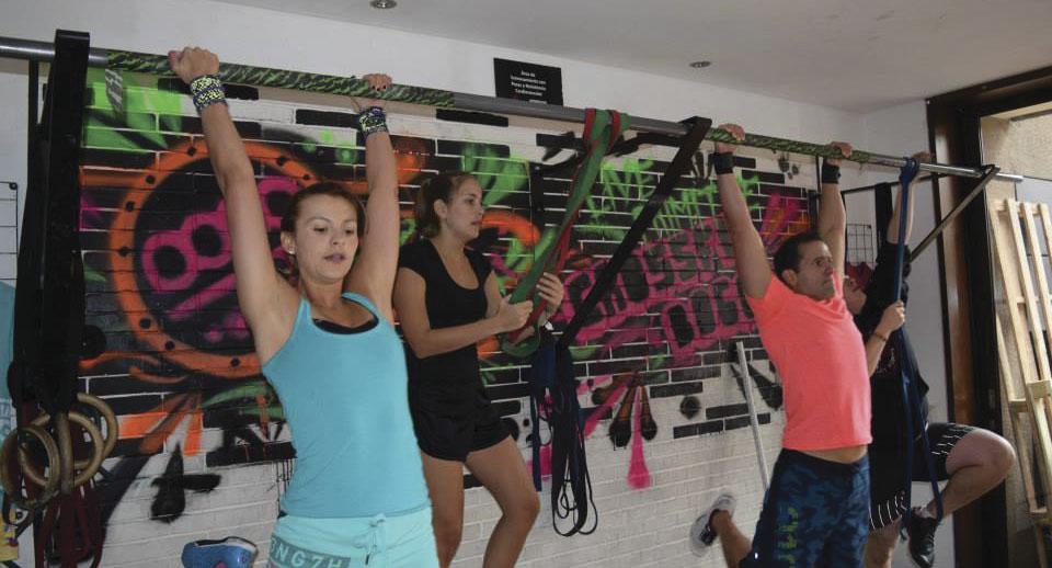 Live Primitive CrossFit Bogotá