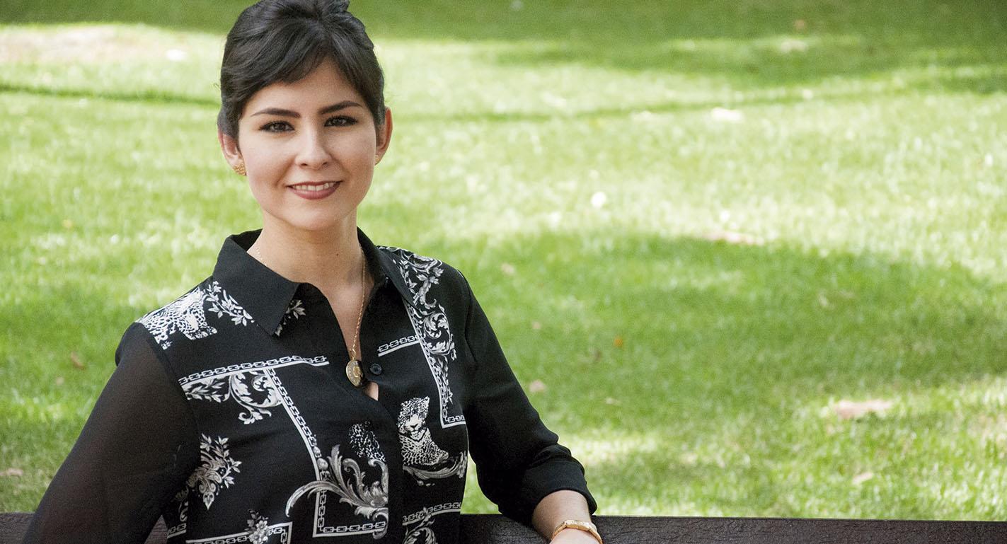 Sylvia Ramírez