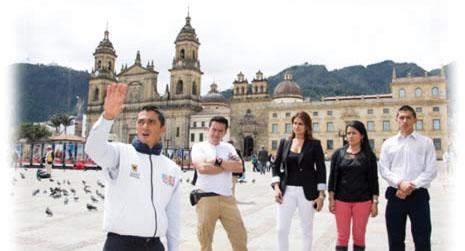 Discover Bogotá