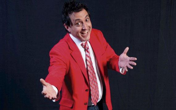 Andrés López, comediante
