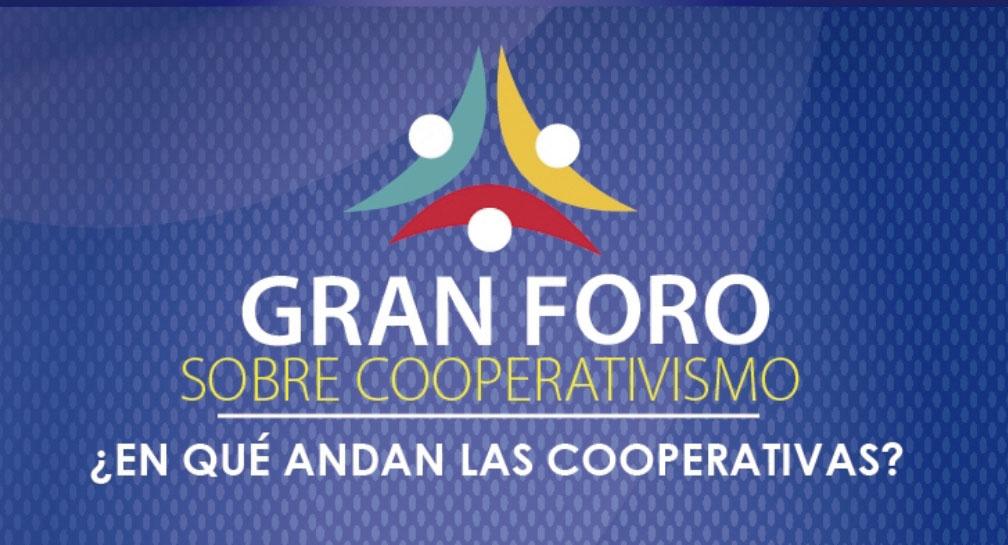 Gran foro de cooperativismo