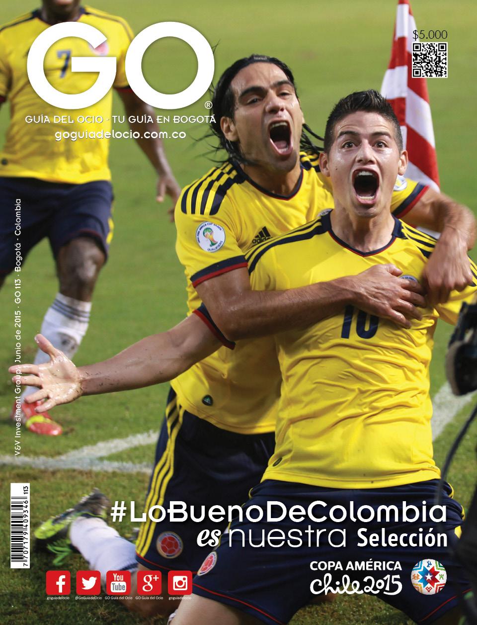 Edición 113 / Junio 2015