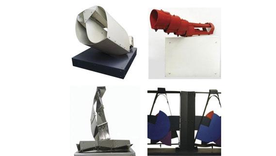 Tres escultores colombianos internacionales