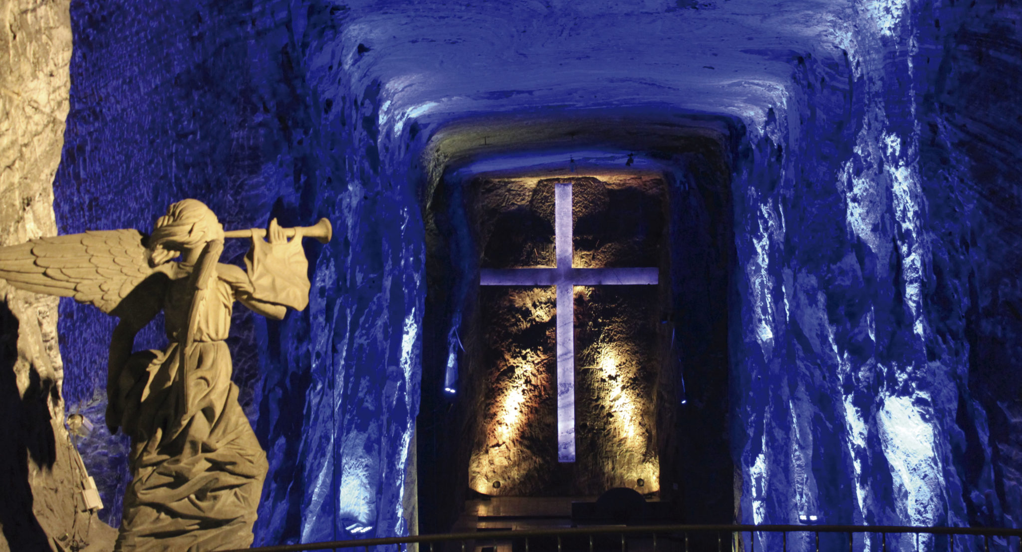 Visita la Catedral de Sal en Zipaquirá
