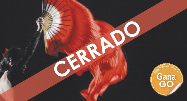 Gana pases para Galería Flamenca del Festival Flamenco de Bogotá Innova 2015