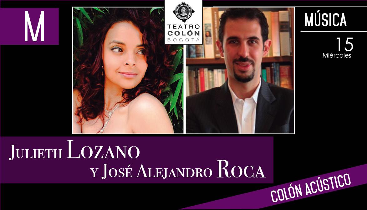 Julieth Lozano y José Alejandro Roca