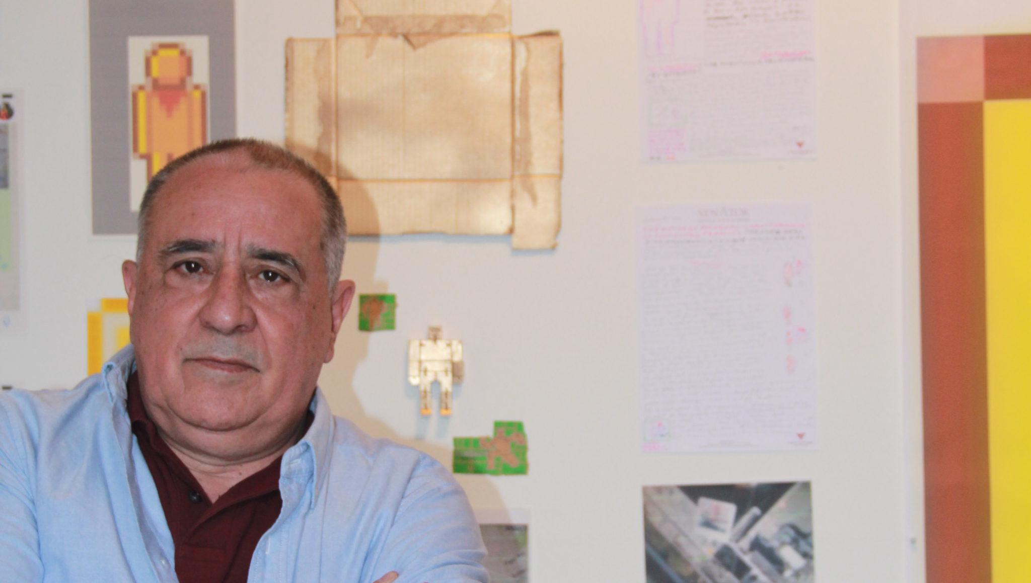 Raúl Marroquín, artista