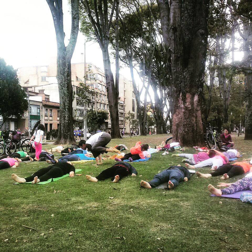 Surya Yoga Colombia