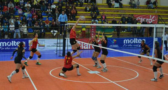 Liga de Voleibol de Bogotá