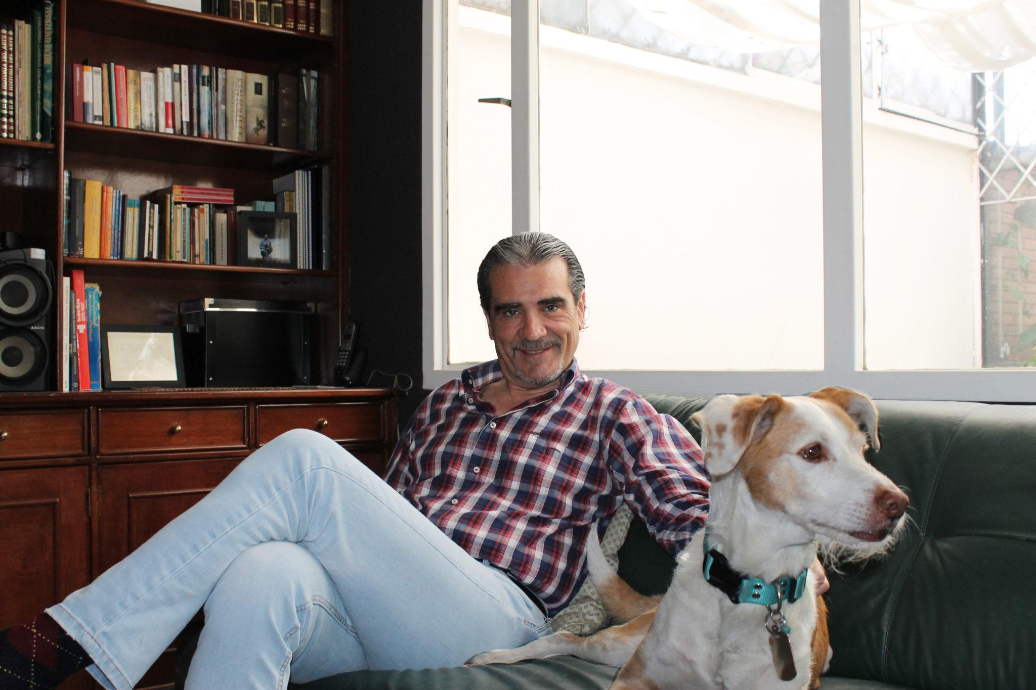 Manuel Navarro, actor y director de teatro