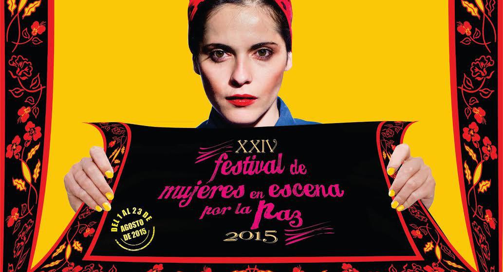 XXIV Festival De Mujeres En Escena Por La Paz