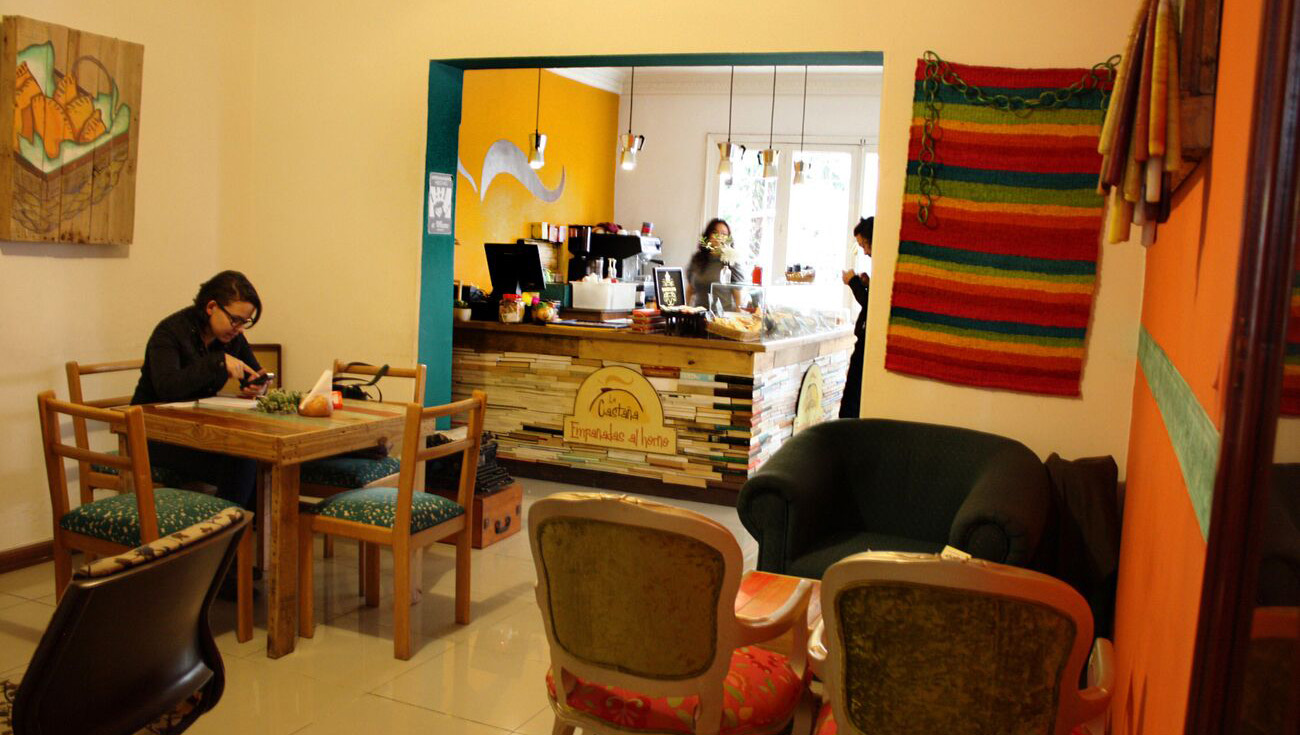 Café La Castaña