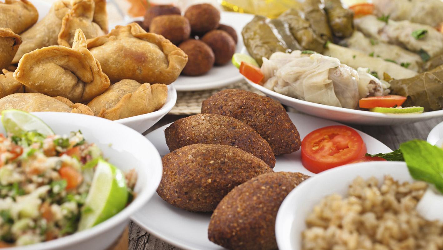 Top GO Restaurantes de comida árabe