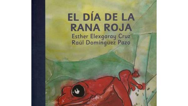 """""""El día de la rana roja"""""""