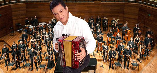 Alfredo Gutiérrez sinfónico