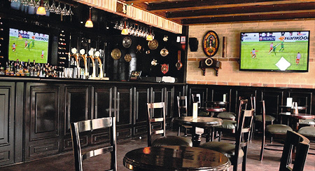 Dublín Irish Pub