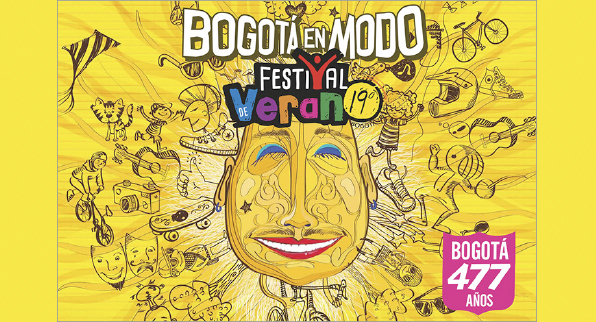 Bogotá en modo Festival