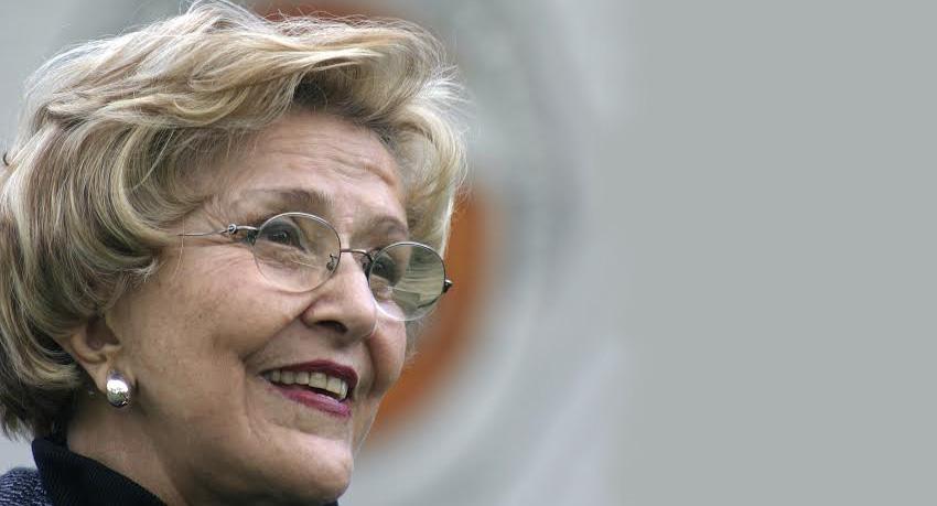 Doña Nydia Quintero de Balcázar