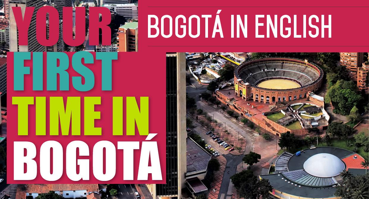 Bogotá In English