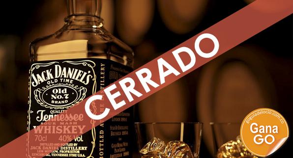 GO te invita a la exclusiva fiesta de Jack Daniel's