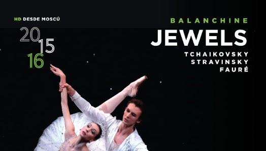 Ballet Bolshoi, temporada 2015 – 2016
