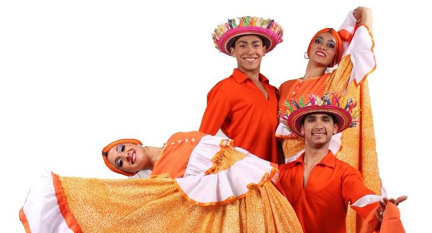 Antología, con la música y danzas del mundo