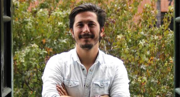 Julián Hoyos Vallejo, chef