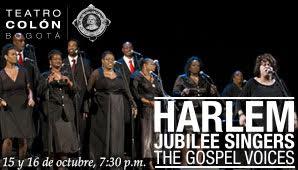 Vive la música gospel con Harlem Jubilee Singers en el Teatro Colón
