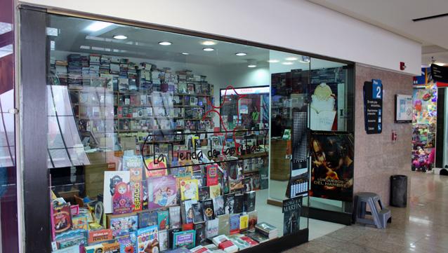 La tienda de las Letras