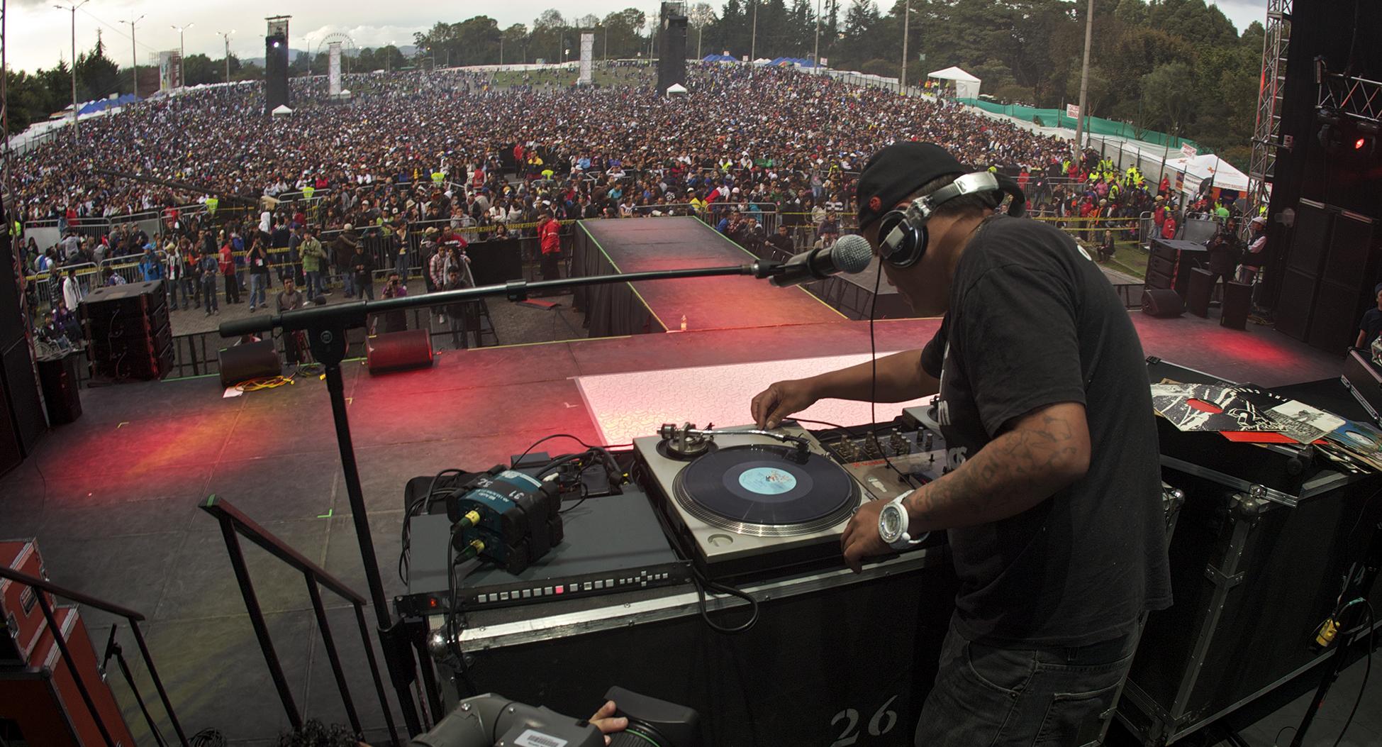 Hip Hop al Parque