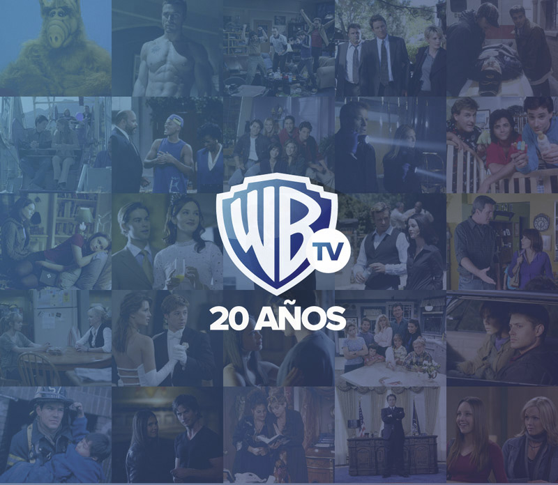 20° aniversario de Warner Channel