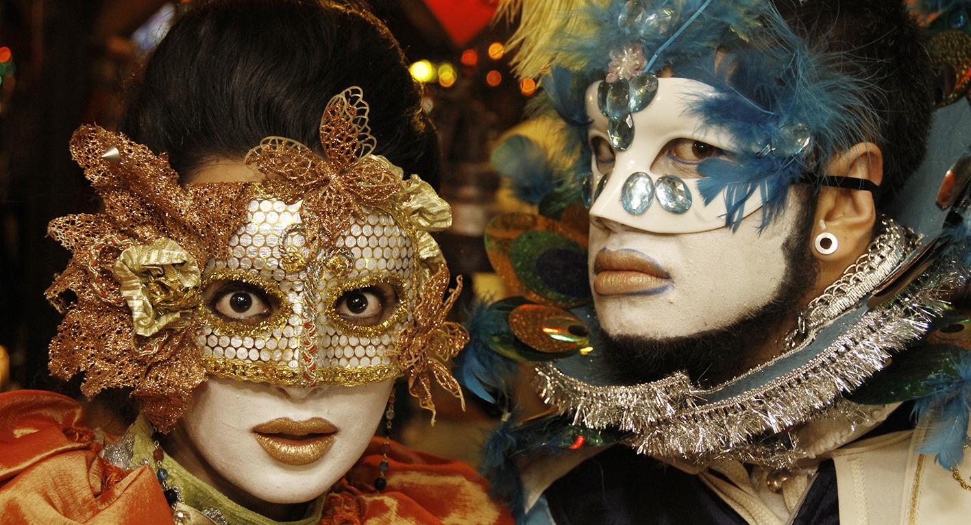 Mascarada Descarada
