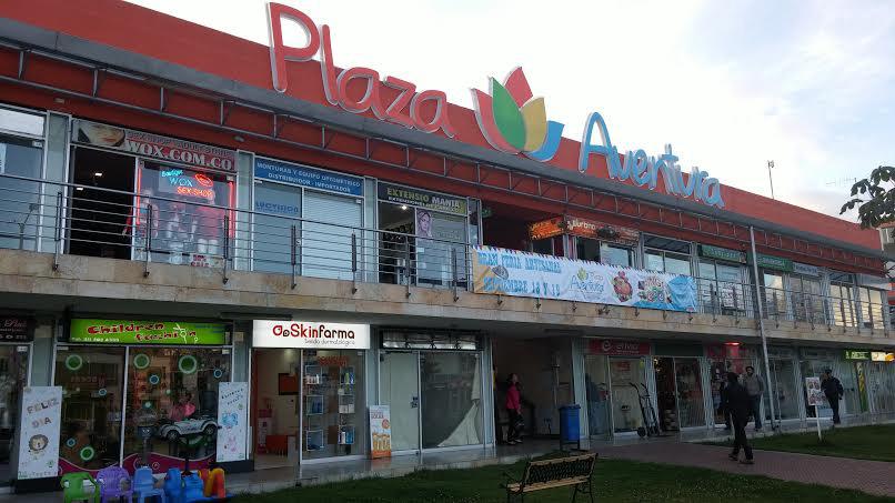 Plaza Aventura