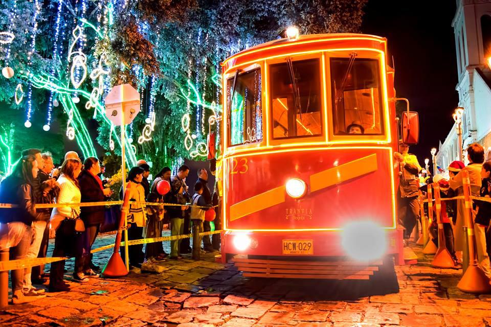 Tranvía de Bogotá