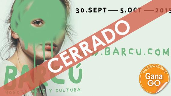 #UntateDeCultura y participa por boletas a la feria Barcú 2015