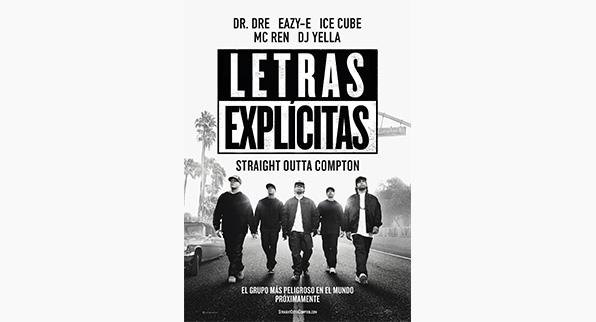 LETRAS EXPLÍCITAS (Estados Unidos)