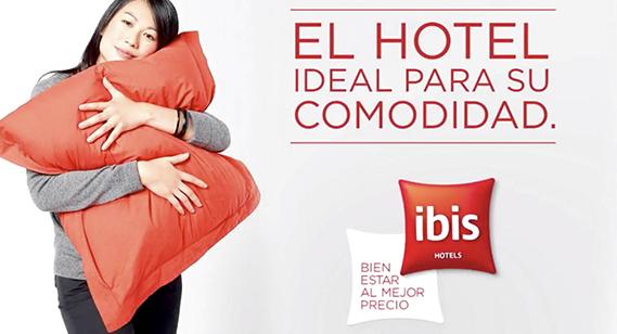 IBIS: Hoteles con bienestar al mejor precio